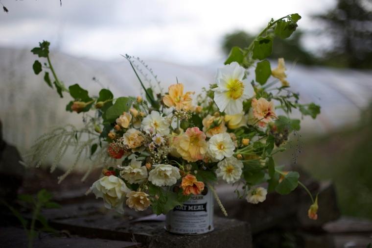 Floret seasonal bouquet