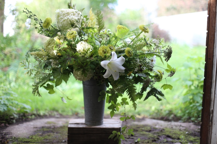 Floret green bouquet