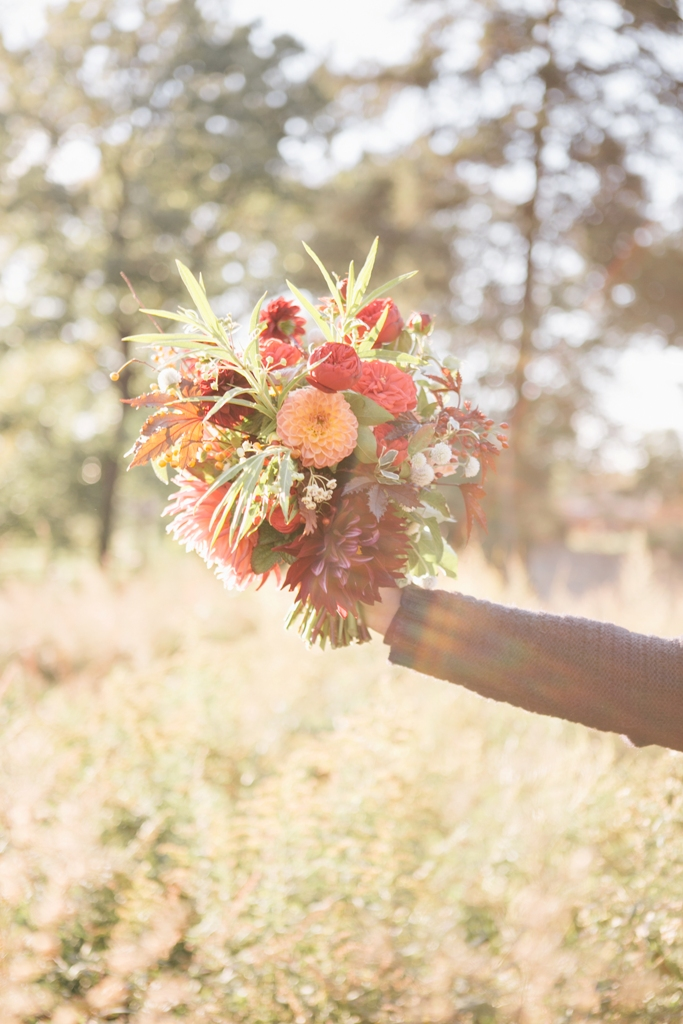 The Seasonal Bouquet Project