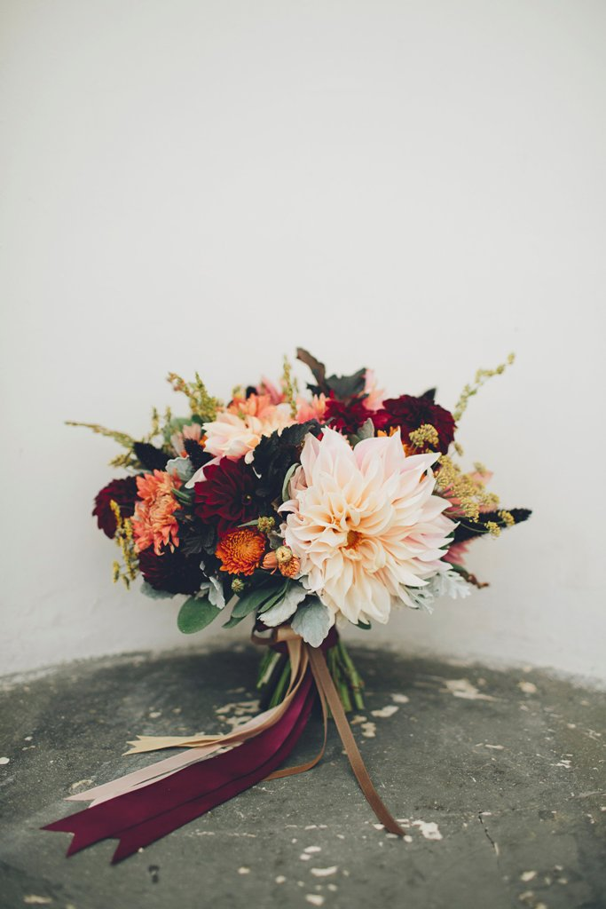Seasonal Bouquet Project